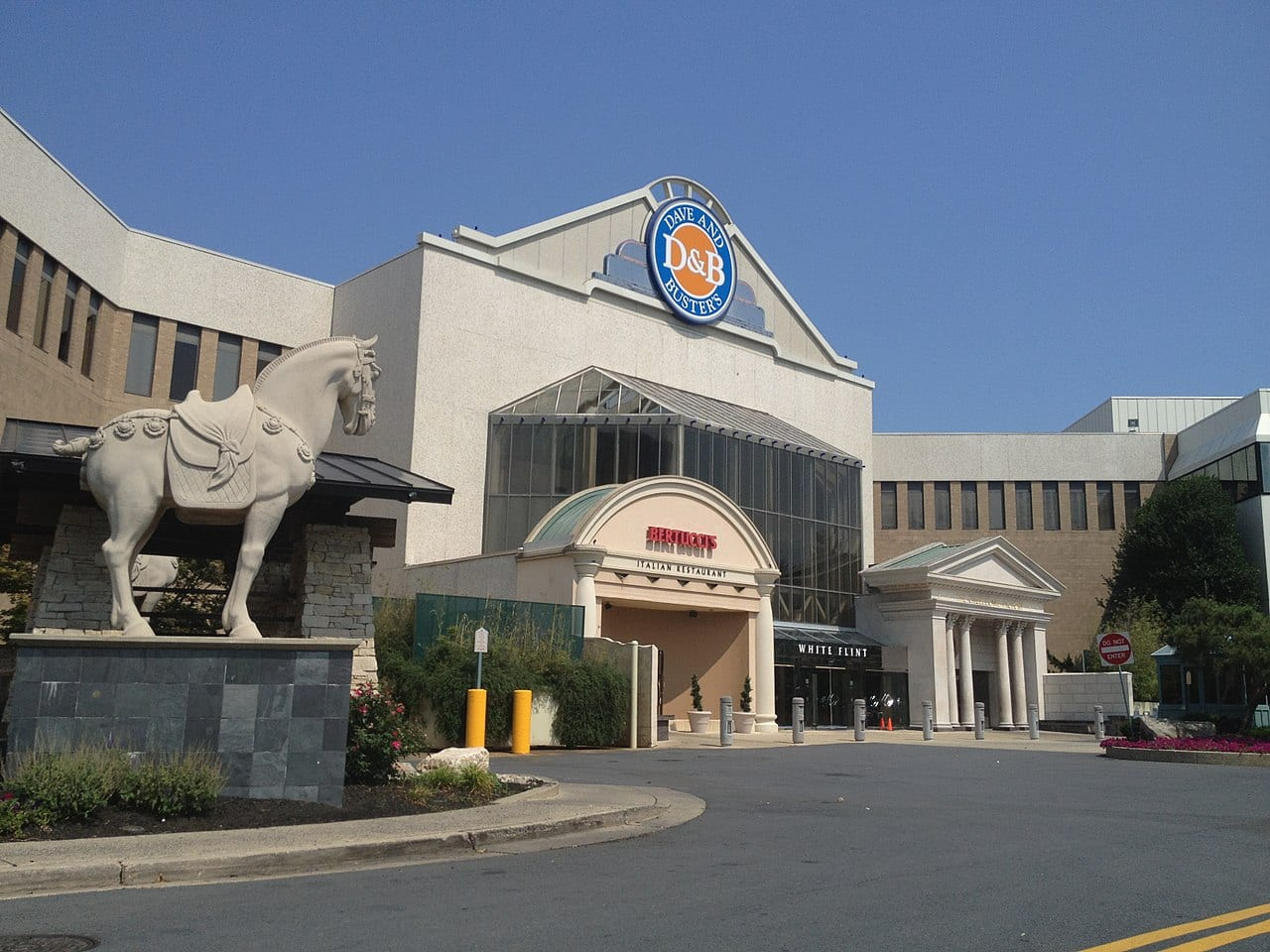 Dave and Busters Odeon Capitalist religion