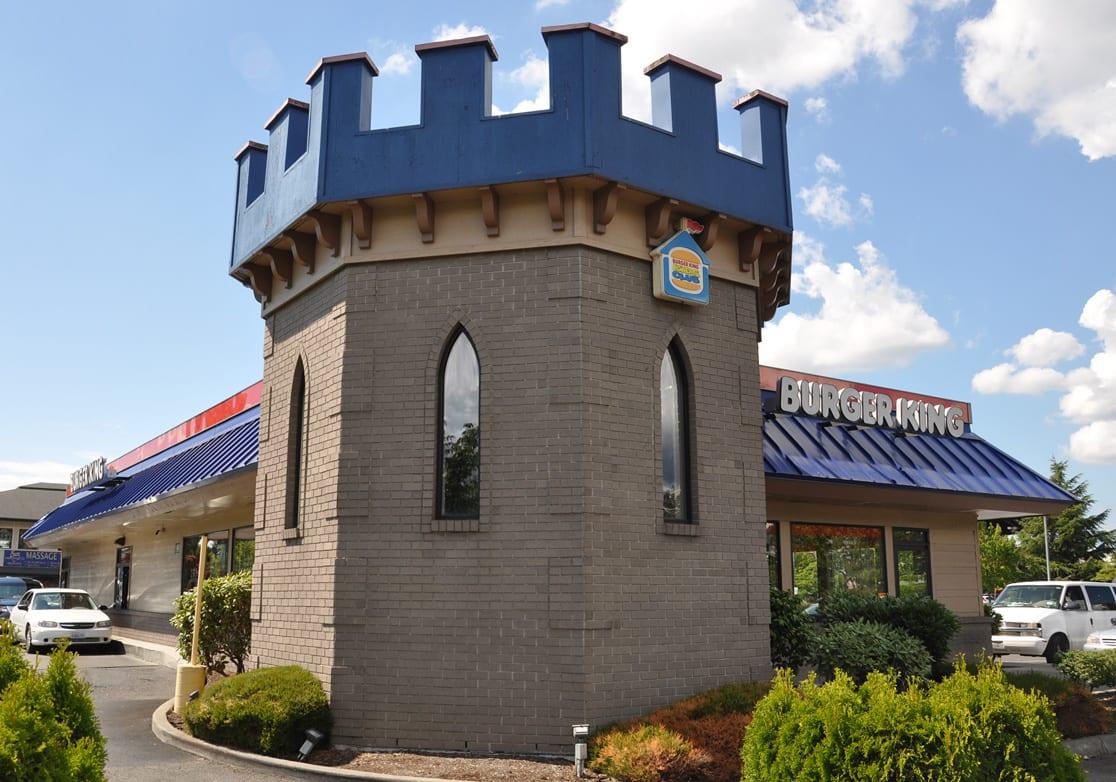 Burger King Castle