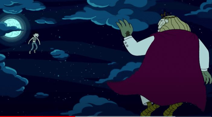 Adventure Time vampire King